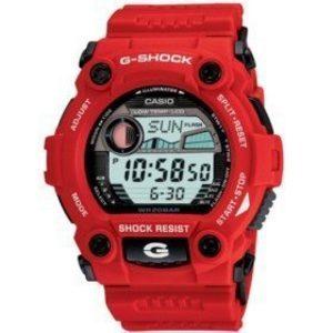 [카시오 G-SHOCK] (정품) EL백 라이트/위도경도월조 표시 [G-7900A-4DR]