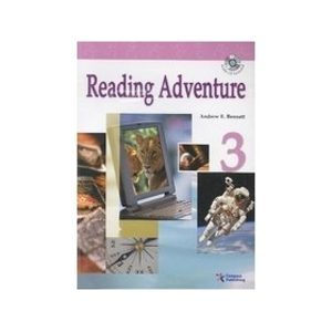 Reading Adventure 3 Student Book with CD