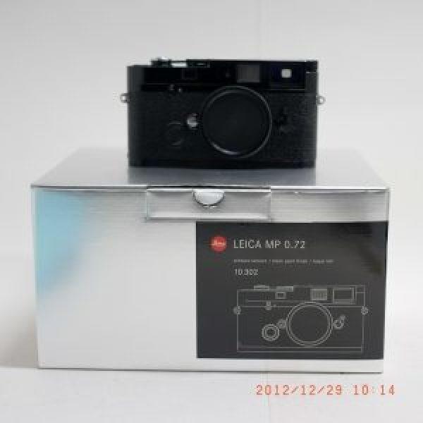 [라이카] LEICA MP x0.72 Black Paint (중고상품) 상품이미지 상세검색해주세요 빠른배송