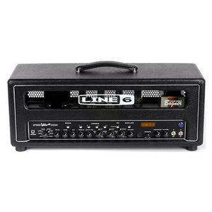 [피스뮤직] Line6 Spider Valve HD100 MkII 기타 앰프 헤드/HD 100/HD-100/MK2 HD100/라인6/라인식스