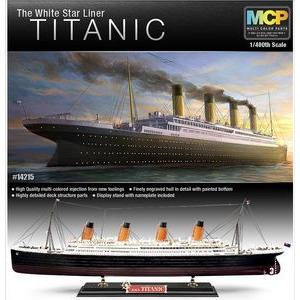 1/400 타이타닉 타이타닉호 프라모델 TITANIC