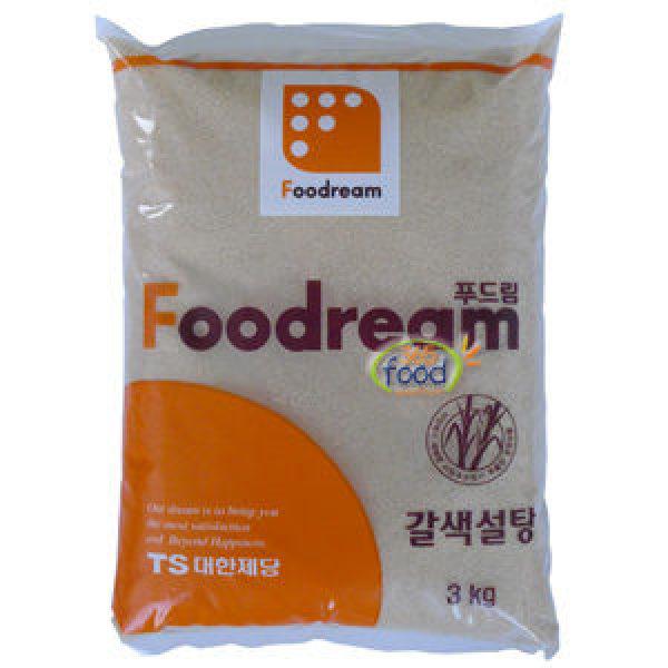 대한제당 갈색설탕 3kg