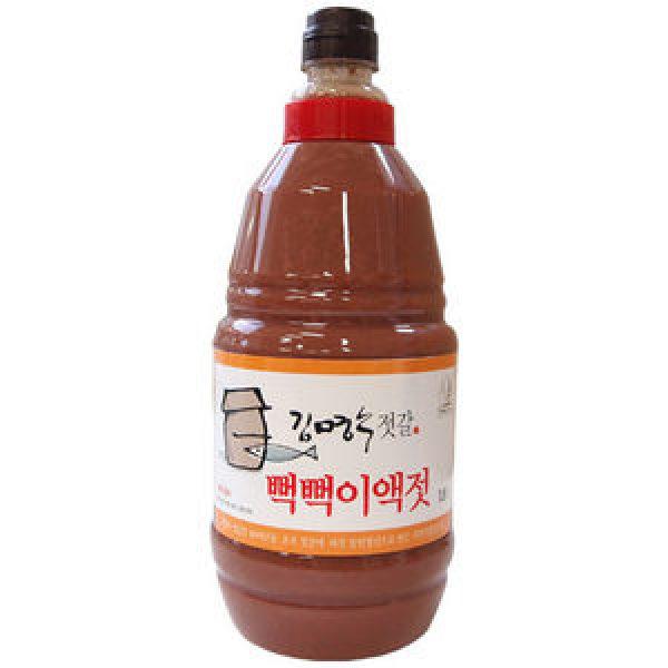 김명수젓갈 뻑뻑이액젓 1.8L/ 멸치액젓 감포 산지직송