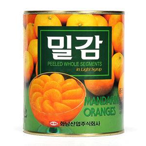 화남 밀감 850g 오렌지 과일통조림