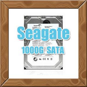 시게이트 Seagate 1TB SATA 7200RPM 64M 데스크탑용