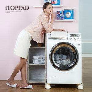 아이탑패드[프리미엄형] 드럼세탁기받침대 해외국내 모든 브랜드 드럼세탁기 설치가능 받침대 선반