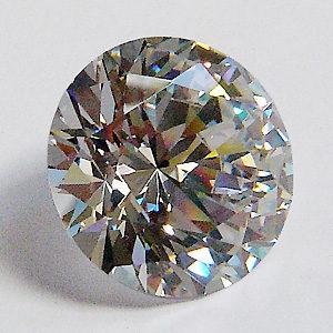 다이아몬드대용/큐빅지르코니아/쥬얼리세팅용/보증서