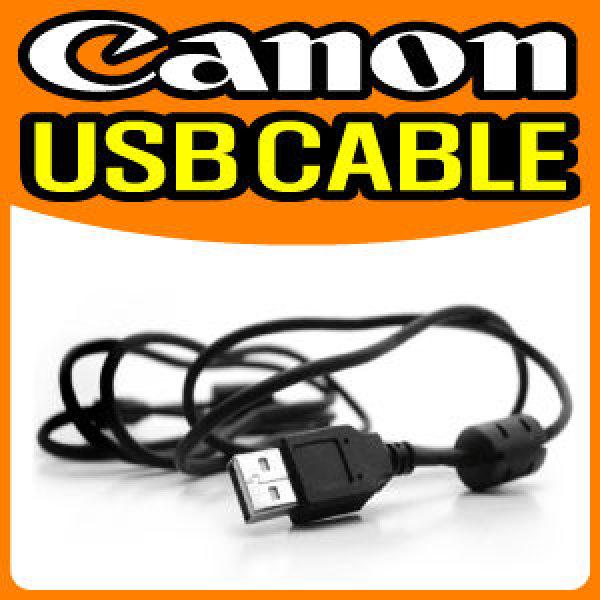 [택배무료] Canon 캐논 익서스 디카 전용 USB케이블-[ IXUS 132/IXUS 135/IXUS 240HS/IXUS 510HS ]