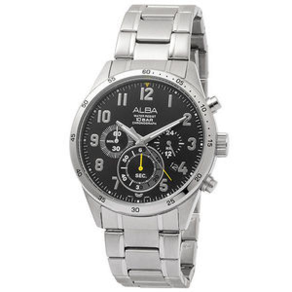 공식정품/SEIKOALBA/AT3013X/세이코알바시계/명품시계/손목시계/메탈시계