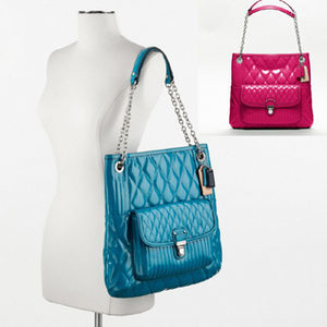 COACH F19830  POPPY LIQUID GLOSS 코치가방 19830