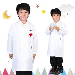 아동의사가운 병원놀이 직업체험 어린이집 유치원