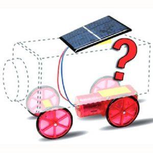 (로봇사이언스몰) 폐품재활용 태양광자동차 만들기