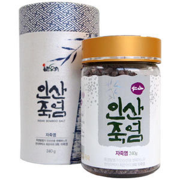 9회 인산 자죽염 240g / 인산죽염 본사직배송