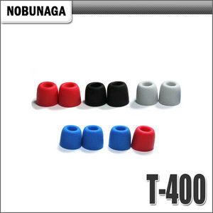[국제미디] NOBUNAGA T400 노부나가 T-400 슈퍼소프트메모리폼팁 UE/MONSTER용