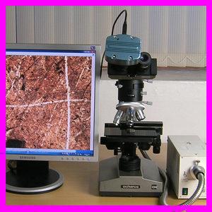 올림푸스 금속현미경 CH / 올림푸스 니콘 생물 카메라