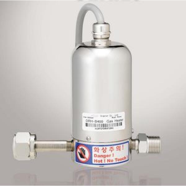 DRH Gas Heater(고압가스 동결방지 가스히터-DRASTAR)