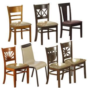 솔로몬 엔틱 식탁 의자