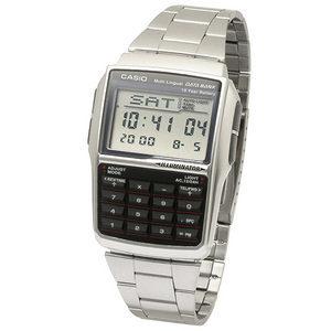 정품 카시오데이터뱅크시계/DBC-32D-1A/계산기시계