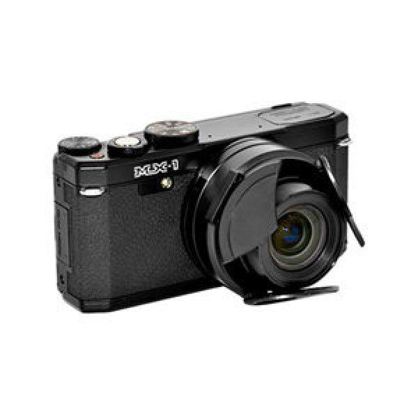 JJC 자동 렌즈캡 ALC-MX1 블랙 (펜탁스 MX-1등)