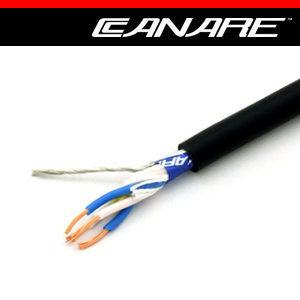 CANARE L-4E6AT 100m 4심 마이크케이블 100미터