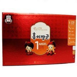 정관장 홍이장군 1단계 15ml(10포) - 당일발송
