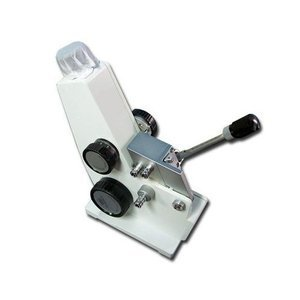 Magnum Media 2WAJ Abbe Refractometer 0-95% Brix   1.300-1.700 Refractive Index scales with Thermomet