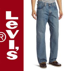 Levis 리바이스 청바지 569-0601 (Loose Straight)