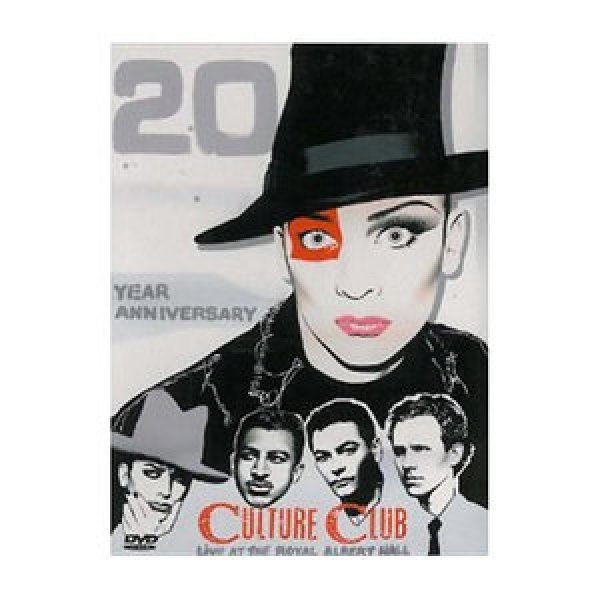 Culture Club - 20th Anniversary Concert Live at the Royal Albert Hall (컬쳐 클럽 20주년 기념 로얄 알버트홀 콘서트)