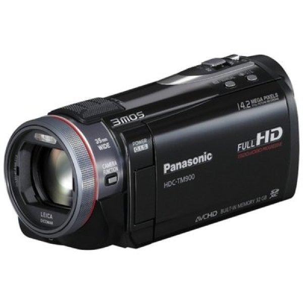 파나소닉 풀HD 3D 디지털 캠코더 HDC-TM900 +32gb