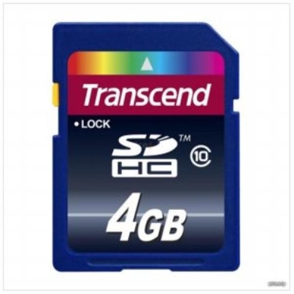 (( 당일출고 )) 트랜센드 SDHC 200X Class10 4GB