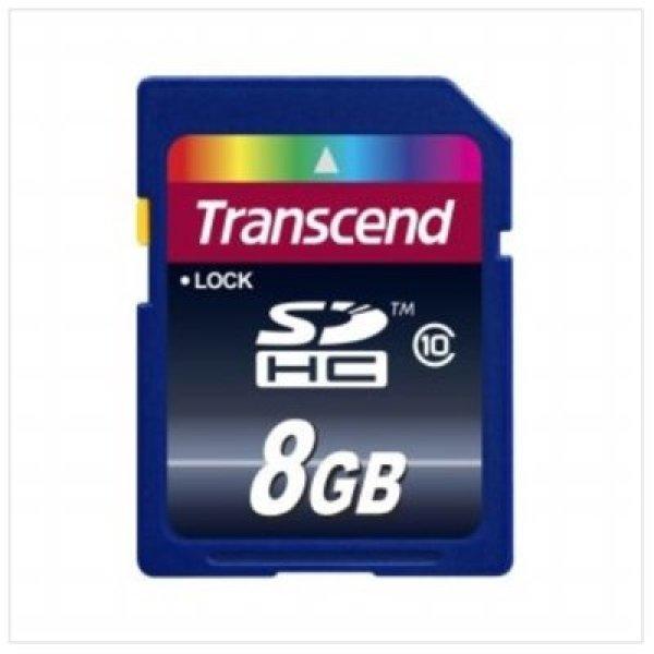 당일발송. 트랜센드 SD카드 Class10 8GB