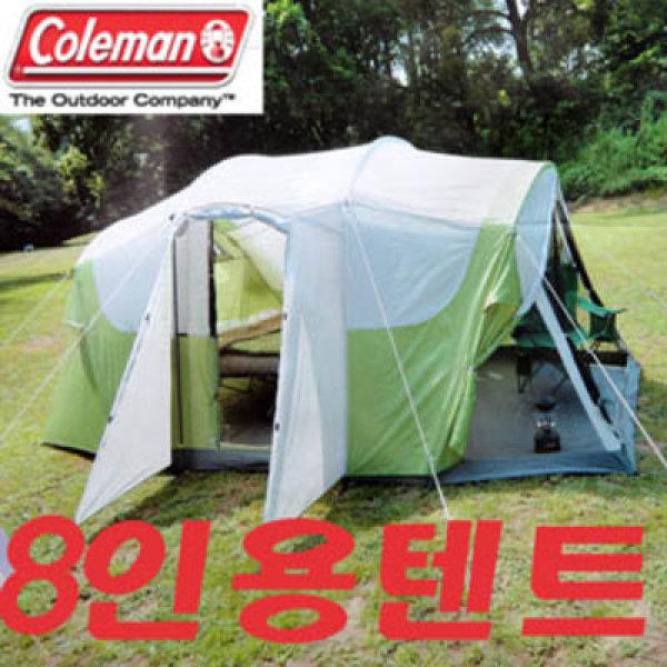콜맨 리버뷰 8인용/후라이포함/라달라