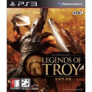 PS3 트로이 무쌍 중고 정식발매판