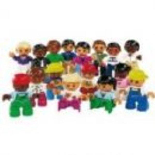 레고 교육용 레고 LEGO DUPLO World People Set 7792