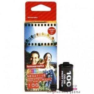 로모필름 컬러필름 100-36컷 - 3롤 1팩 /컬러네거티브 일반필름/컬러필름/컬러필름100/36 /당일발송