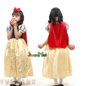 백설공주 드레스(한중11)