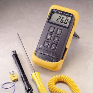 정밀온도계/ 휴대용/대기/실내/표면용/액상용/물/수온/표면/실험용/연구용/정밀/온도/측정기/계측기/테스터