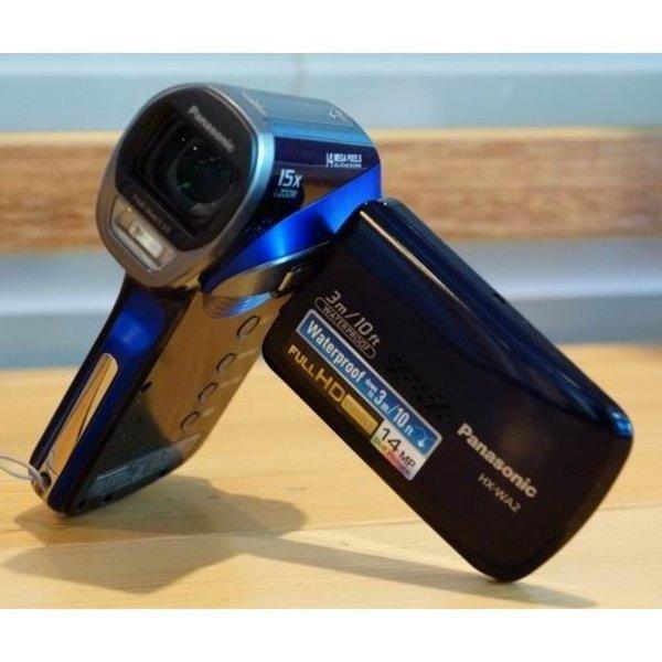 파나소닉 방수캠코더  HX-WA2+ 메모리32gb+가방