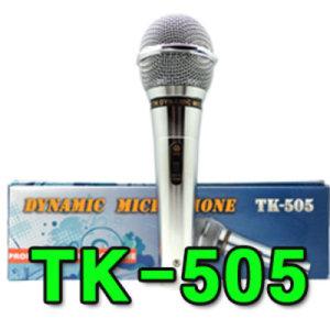 TK-505 마이크 다이나믹 노래방 강의용 앰프 SD-909