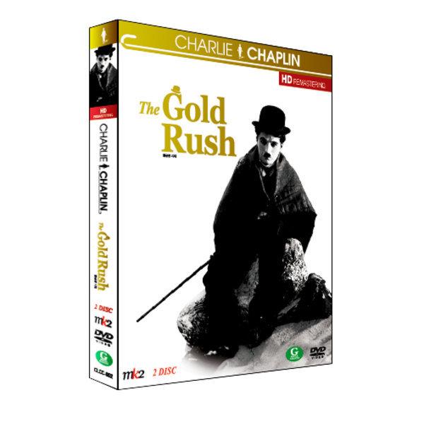 [HD리마스터링] 찰리채플린 - 황금광 시대 (본편 + 부가영상) 2DVD / [HD REMASTERING] Charlie Chaplin - The Gold Rush (Film +