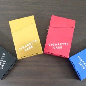 담배곽이자동으로열리는원터치자동담배케이스