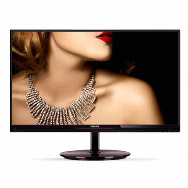 필립스 234E5Q IPS LED 틸트 / 스피커 / 무결점 정책 / HDMI x2 / D-SUB / MHL / 29W / 0.5W / 100 x 100mm