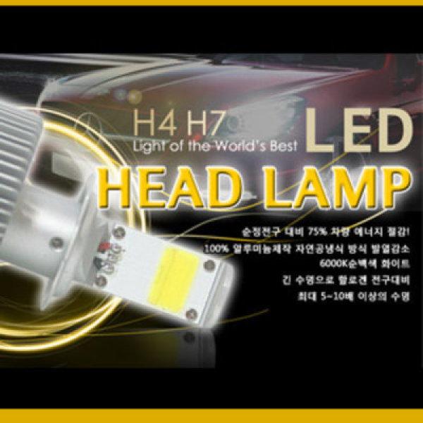 COB LED전조등/안개등/세계최고밝기