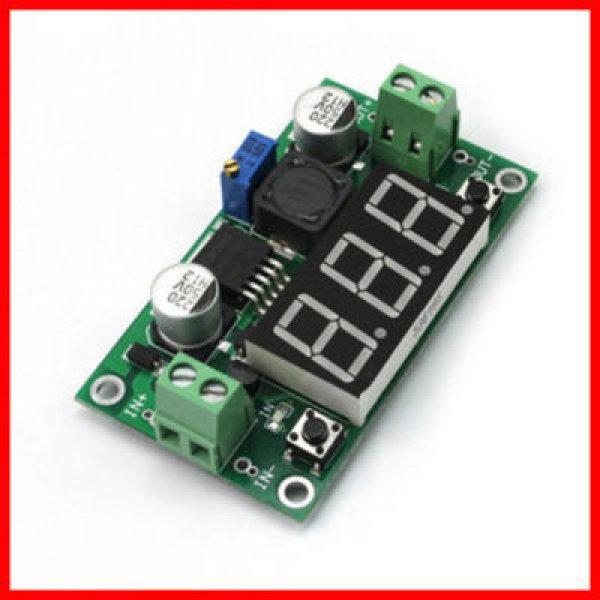 B91 LM2596 LED 가변 정전압 DC컨버터 모듈 스텝다운