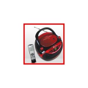 아남 USB/SD카드인식 CD포터블 A-85 MP3CD지원/라디오