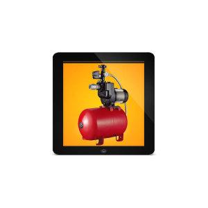 펌프샵 한일펌프 PA-950KV 대양수량 고양정 가압펌프
