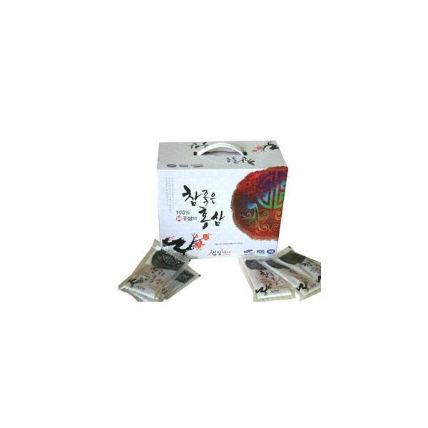 오로지 홍삼만넣고달인 참좋은홍삼 純홍삼액90ml 60포