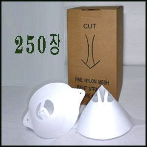 에버코트 유성페인트 여과지1box /250매/ 수성도 판매