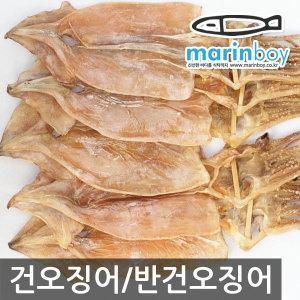 마린보이푸드 참 잘마른오징어 5마리