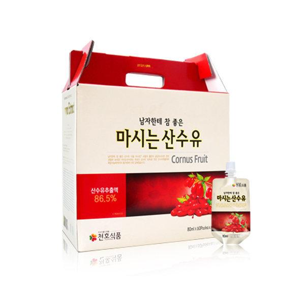 [천호식품] 마시는 산수유진액 액상타입